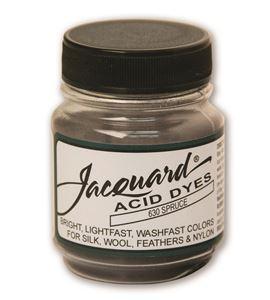 Acid dye 14gr. #spruce - JAC1630_ACID DYE-SPRUCE-HALF-OZ_CMYK