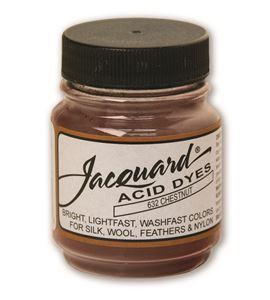 Acid dye 14gr. #chestnut - JAC1632_ACID DYE-CHESTNUT-HALF-OZ_CMYK