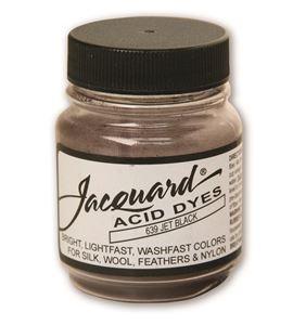 Acid dye 14gr. #jet black - JAC1639_ACID DYE-JET BLACK-HALF-OZ_CMYK