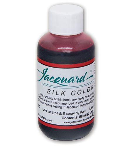Silk color 59ml. #carmine red - JAC1714