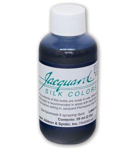 Silk color 59ml. #sapphire blue - JAC1723