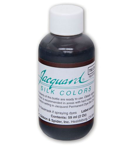 Silk color 59ml. #chocolate brown - JAC1750