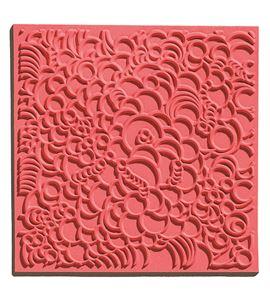 Textura arcilla polimérica cernit 9x9 burbujas - CE95011
