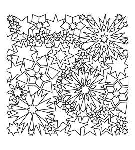 Textura arcilla polimérica cernit 9x9 constelación - CE95026