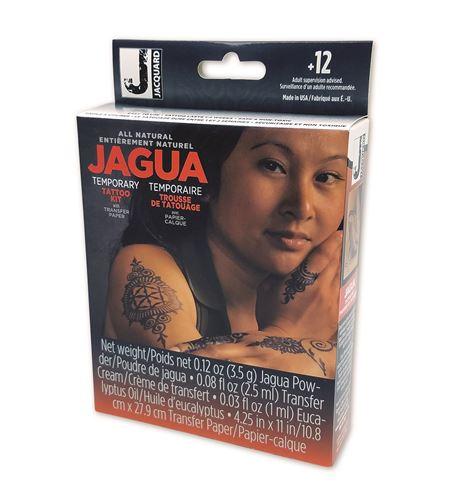 Jagua tattoo kit bilingüe - JAC9525
