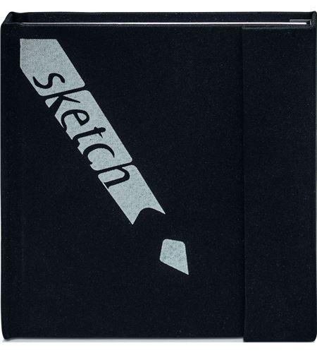Cuaderno de bocetos verona 80 hojas 14x14cm y 100gr/m2 - AM-185424