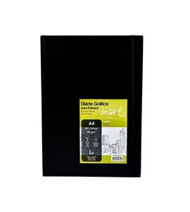 Bloc de papel para dibujo y sketch - a4 - 1550399046
