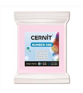 Arcilla polimérica cernit number one 250gr rosa - CE0900250475_ROSE
