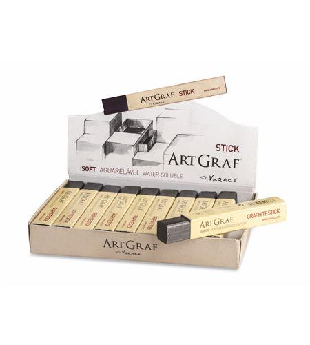 Barra de grafito acuarelable 9 cm artgraf stick - 363216