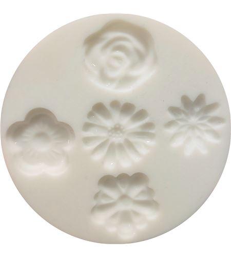 Molde silicona cernit 9x9 flores - CE95113_FLEURS_300DPI_CMJN