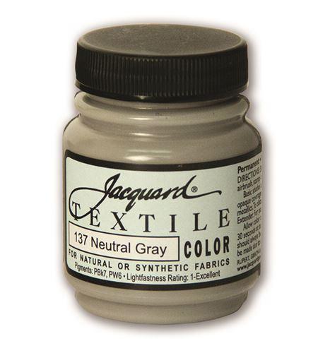 Textile color - gris neutral 70 ml - JAC1137