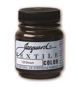 Textile color - marrón 70 ml - JAC1120