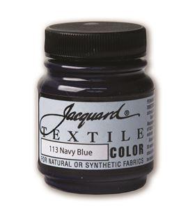 Textile color - azul marino 70 ml - JAC1113