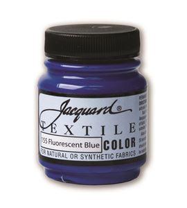 Textile color - azul fluor 70 ml - JAC1155
