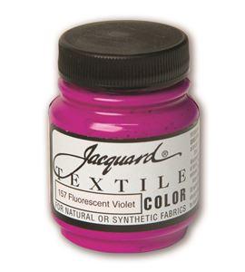 Textile color - violeta fluor 70 ml - JAC1157