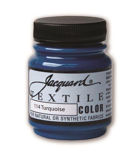 Textile color - turquesa 70 ml - JAC1114