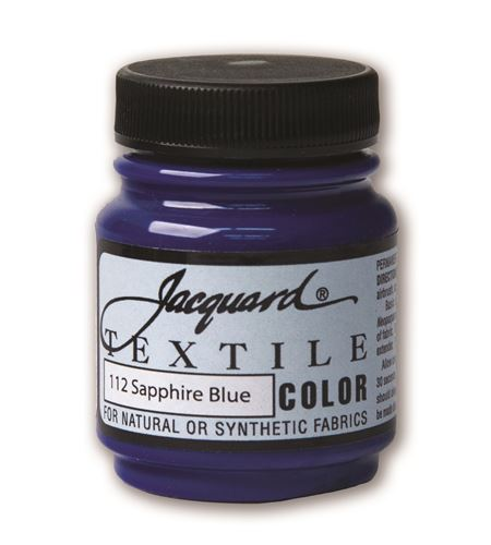Textile color - azul záfiro 70 ml - JAC1112