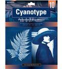 Cianotipia 10 hojas textiles preparadas listas para usar 216 mm x 279 mm