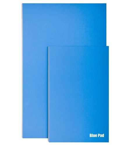 Bloc dibujo blue pad 120 hojas a4 21 x 29,7 cm 170 gr m2 - 185956