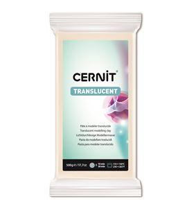 Arcilla polimérica cernit translucent 500gr translucent - CE0920500005_TRANSLUCENT
