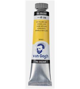 Óleo van gogh 20 ml amarillo claro azo - TA-02042683