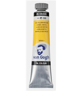 Óleo van gogh 20 ml amarillo azo medium - TA-02042693