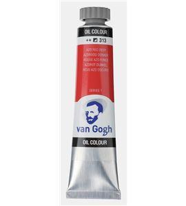 Óleo van gogh 20 ml rojo oscuro azo - TA-02043133
