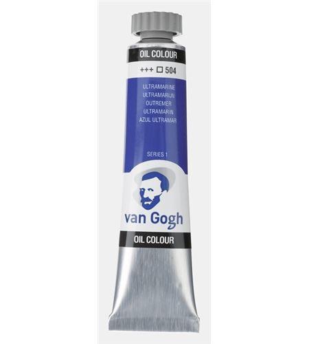 Óleo van gogh 20 ml ultramarino - TA-02045043