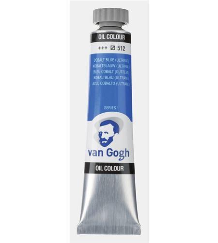 Óleo van gogh 20 ml azul cobalto ultramarino - TA-02045123