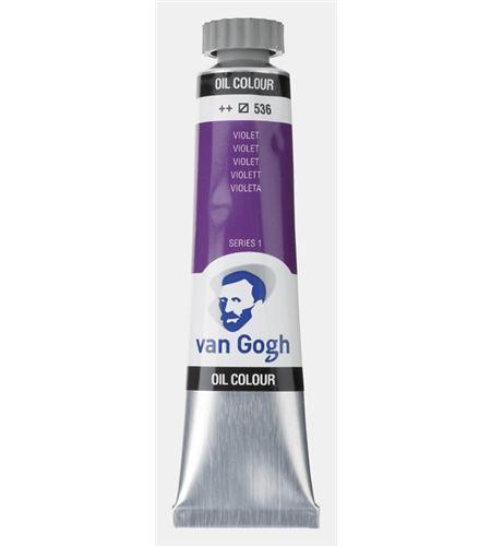 Óleo van gogh 20 ml violeta - TA-02045363