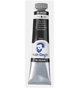 Óleo van gogh 20 ml negro marfil - TA-02047013