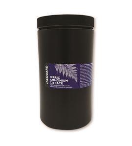 Cianotipia parte b citrato de amonio férrico 450 gr - CHM2102