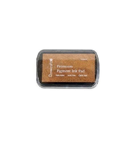 Tampón de tinta de secado lento - cobre - RA-28990104