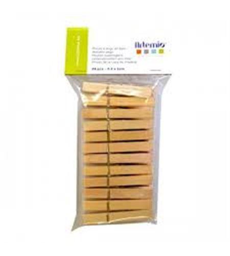 Pinzas de madera - 14001693