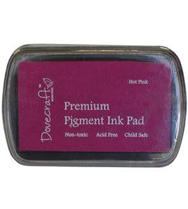 Tampón de tinta de secado lento - rosa - 28990264_PF