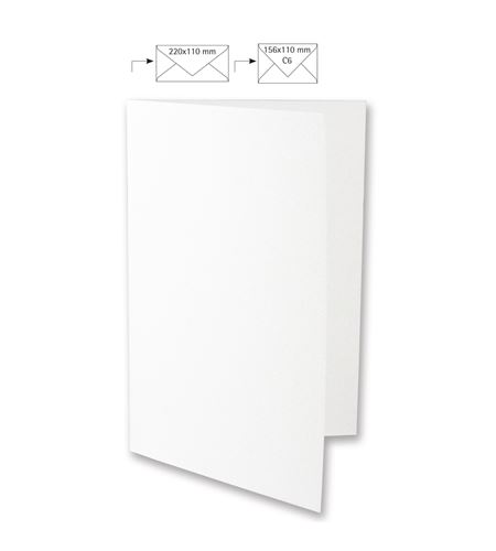 Cartulina verjurada color blanco 220 gr. a4 210 x 297 mm 100 unidades - 80500102_PF