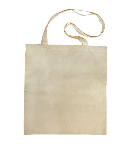Bolsa con asas de algodón natural 38 x 42 cm asa 80 cm - 38822505_PF