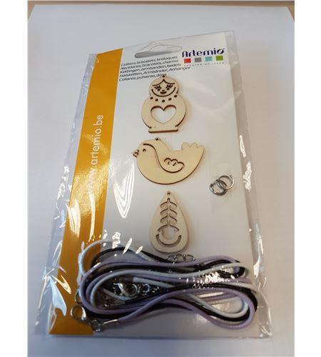 Juego de collares y pulseras - 14001733